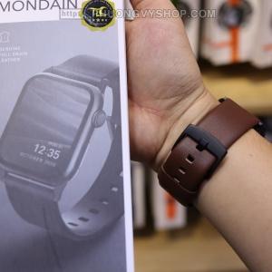 Dây da UNIQ Mondain Apple Watch